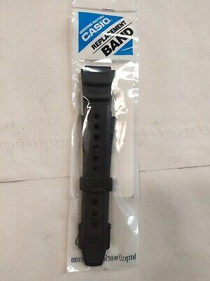 Pulsera correa reloj Casio negro F91W Vintage Retro, 18 mm zona pasador