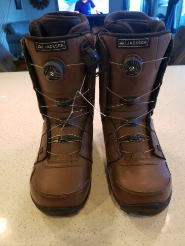 jackson boa coiler snowboard boots 2021 14