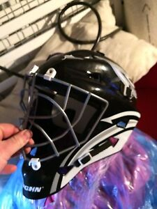 Goalie equipment as whole or part out