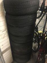 Cheap tyre and steel wheels 195/60/15 Parramatta Parramatta Area Preview