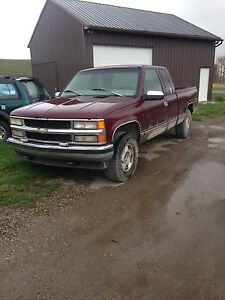 97 Chevy for sale (1,900.00) obo