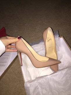 christian louboutin david jones chadstone