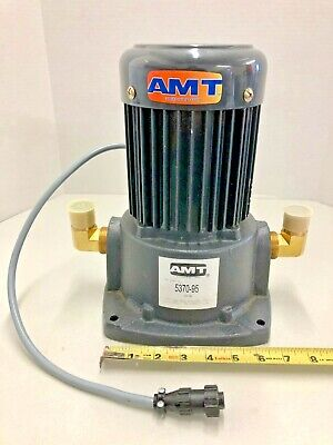 Amt 5370-95 New Coolant Pump Cnc Lathe Mill Oil Water 34 Hp Stainless Steel