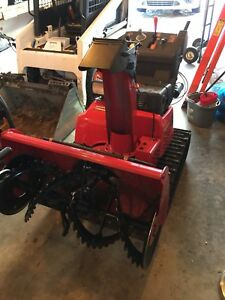 Honda snowblower HSM1336ikc
