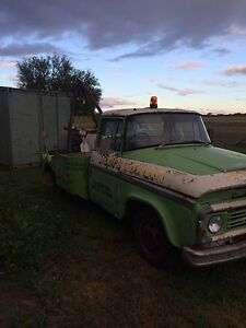 Dodge pickup tow truck  f100 holden ford chev Rokewood Golden Plains Preview