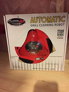 Irobot Grill Cleaning robot for BBQ