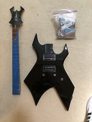 electric bc rich warlock electric guitar