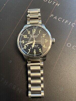 filson shinola watch
