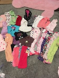 6 month baby girl items