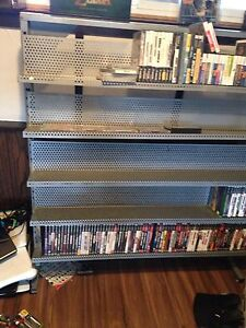 Awesome metal professional gaming stand
