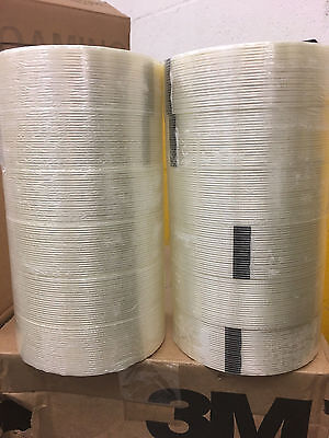 12 1.42 X 60yd 3m Filament Tape 8934 1-12 Strong Shipping Packing Tape