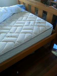 Queen bed with mattress Nanango South Burnett Area Preview