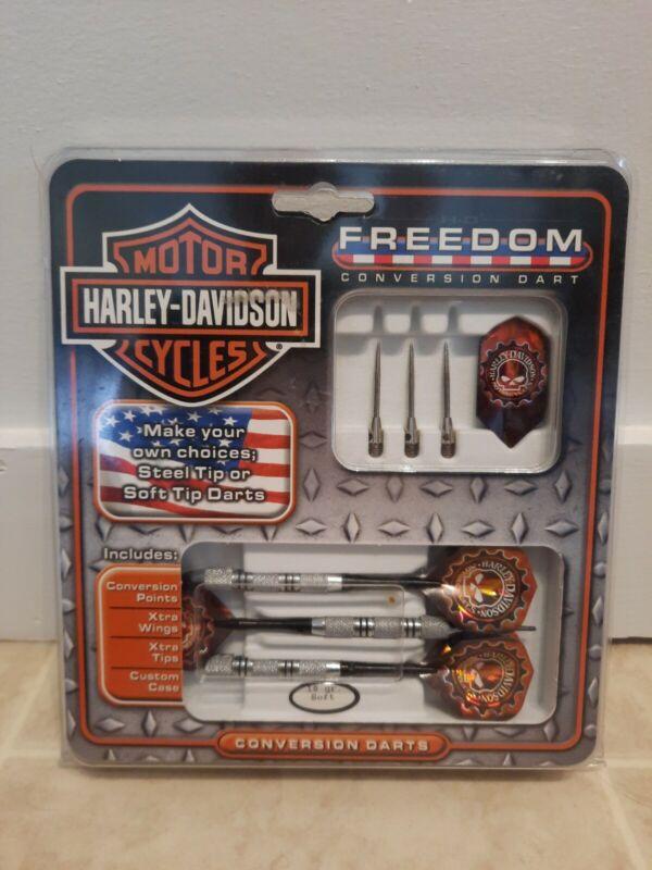 Dart World Harley-Davidson 18 Gram Freedom Conversion point STEEL & SOFT TIP