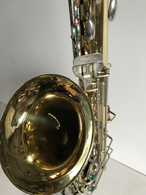 Buesher  Tenor 400 Overhaul
