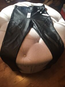Brand new with tag leather leggings from dynamite