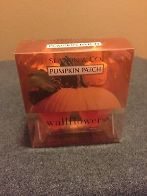 (Pumpkin Patch Wallflowers Bath & Body Works Slatkin Refill Bulbs Home Fragrance)