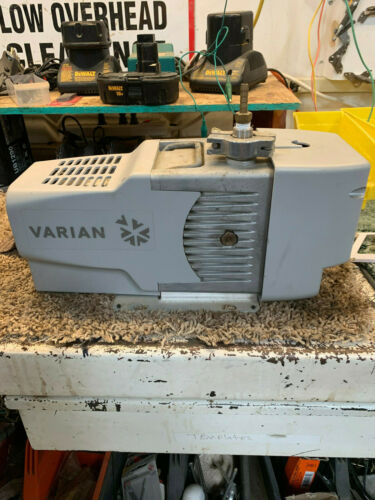 Varian IDP3 Dry Scroll Vacuum Pump IDP3