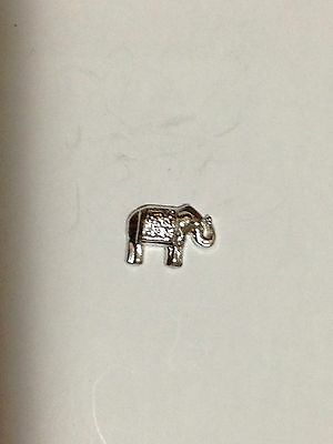 ELEPHANT Floating Charm - for glass floating lockets