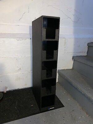 San Jamar Ez-fit Cuplidstrawnapkin Dispenser - L2204
