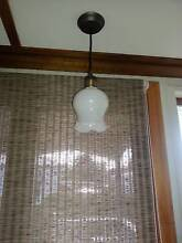 VINTAGE/RETRO/PERIOD STYLE LIGHT SHADES w FLUTED EDGE x 6 Warwick Southern Downs Preview