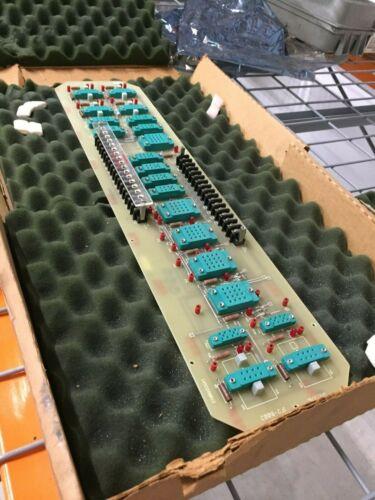 General Electric CV Logic PCB Circuit board 145D28749G02