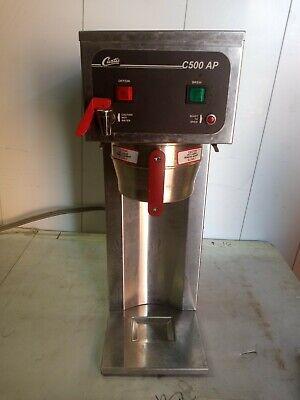 Curtis D500ap Single Airpot Coffee Brewer 220v C500ap-15 Excellent Condition