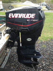 2006 evinrude etec e tec 60 hp outboard boat motor for 60 hp yamaha outboard specs