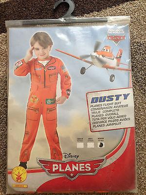 Dusty Planes Flight Suit * Kinder * Kostüm * Karneval * GR M * Overall