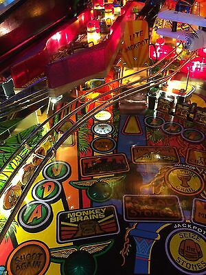 Eject Light for Indiana Jones Pinball - Interactive with Game Play IJ