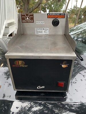 Curtis Gem 5if Intellifresh 1.5 Gallon Coffee Satellite Warmer