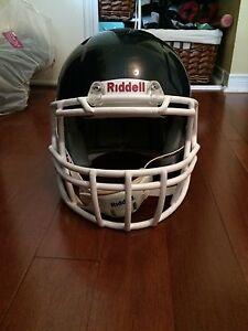 riddell edge youth football helmet