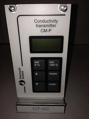 Amersham Biosciences Conductivity Transmitter Cm-p