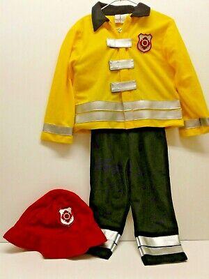 Holloween Kids Fire  Fighter custume size 2T - Holloween Kleider
