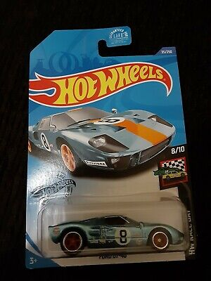 PLEASE  READ Hot Wheels Super Treasure Hunt FORD GT-4 (RAFFLE) PLEASE READ.