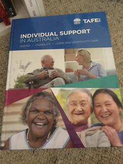 Individual support in Australia textbook