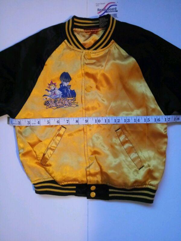 Vintage Yugioh Kids Bomber Jacket Boys: S(6/7)