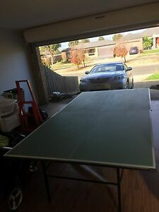Table Tennis Table For Sale Melton South Melton Area Preview