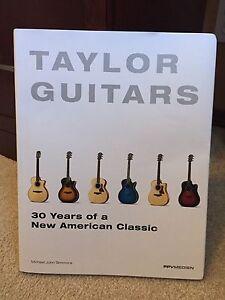 Taylor Guitar Gift Book