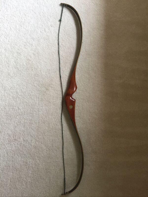 Vintage Bear Glass Powered Kodiak Magnum Recurve Bow 45# RH