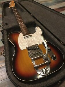 Fender Mij '62 Reissue Custom Telecaster with Factory Bigsby