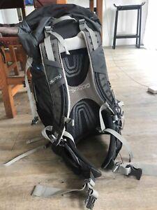 Osprey Stratos  Hiking Backpack 36L Black