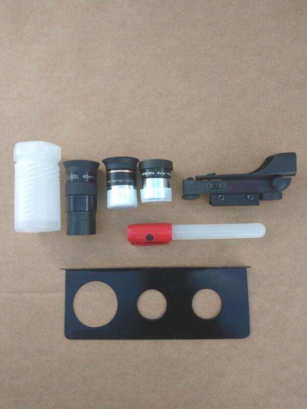 Telescope Eyepieces Orion, Svbony, Plossl, Finder Scope, Eyepiece Tray
