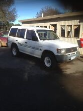 Pajero 92 model Campania Southern Midlands Preview