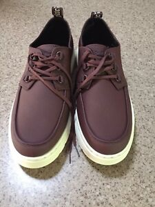 Brand New Brown Air Wair Dr Martens men's shoes