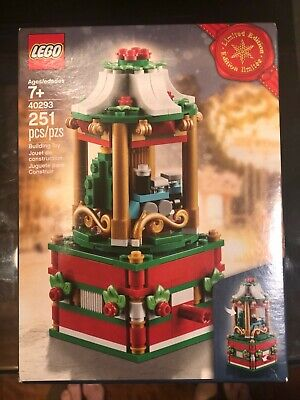 LEGO 40293 Christmas Carousel - NEW - SEALED -Limited Edition. FREE SHIPPING