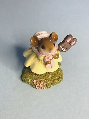 WEE FOREST FOLK M-388 2009 THE BUNNY POP
