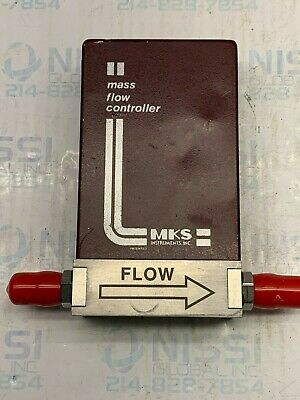 Mks 1461c-00050rk 50 Sccm Gas N2 Mass Flow Controller