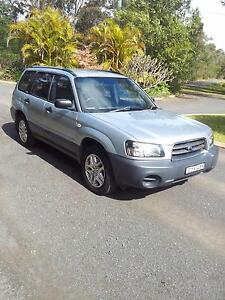 2004 Subaru Forester Wagon low k's Nowra Nowra-Bomaderry Preview