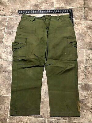 Wildland Fire Crewboss Type Pants 36-40 Short Firefighter Fire Usfsarmid Nomex