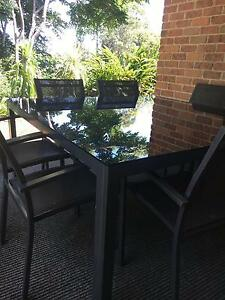 9 piece outdoor setting Alstonville Ballina Area Preview